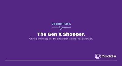 Gen X Shopper PNG