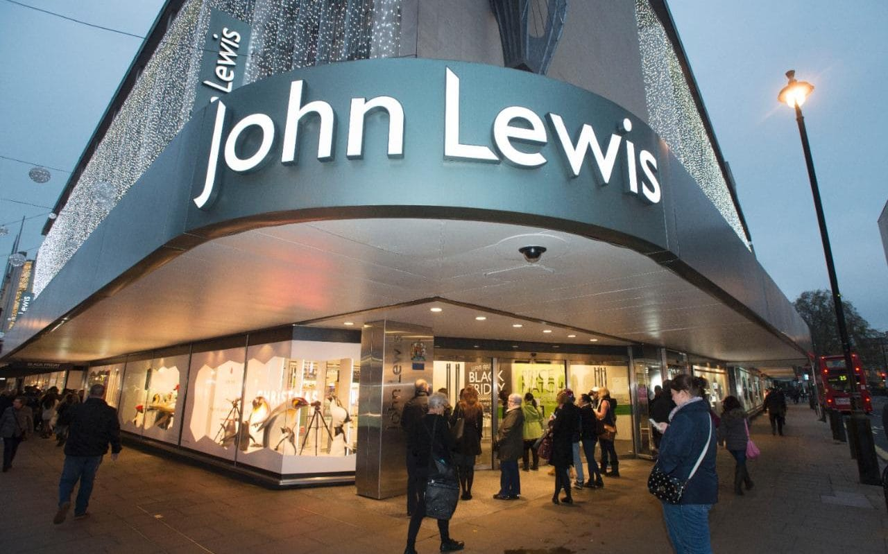 John Lewis to offer returns through Waitrose delivery service