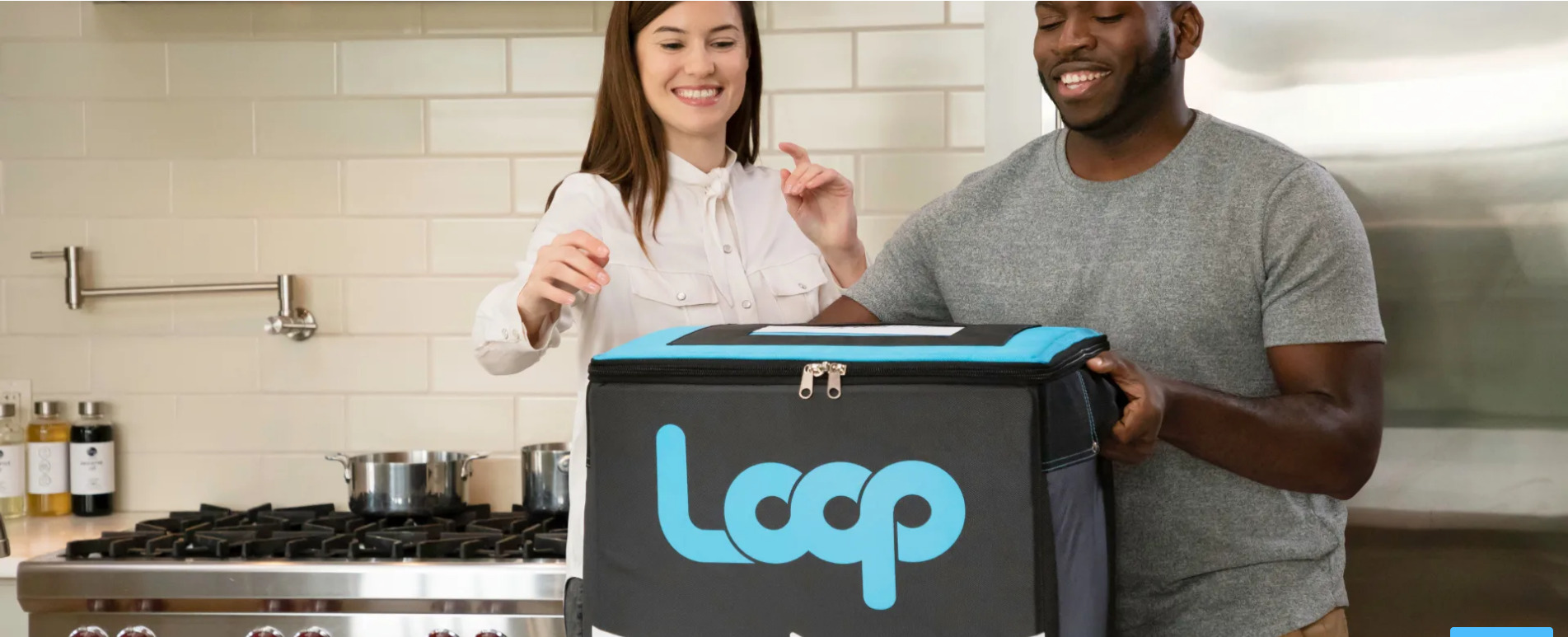 Re-use ecommerce platform Loop to launch in the UK