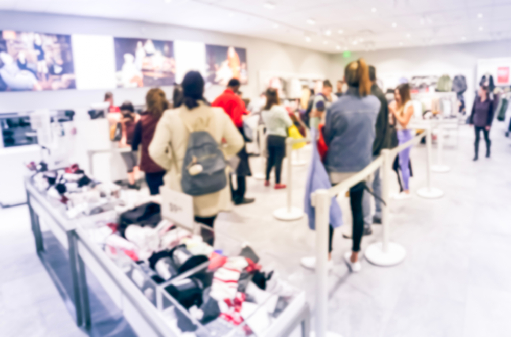 How to get customers queuing less and shopping more