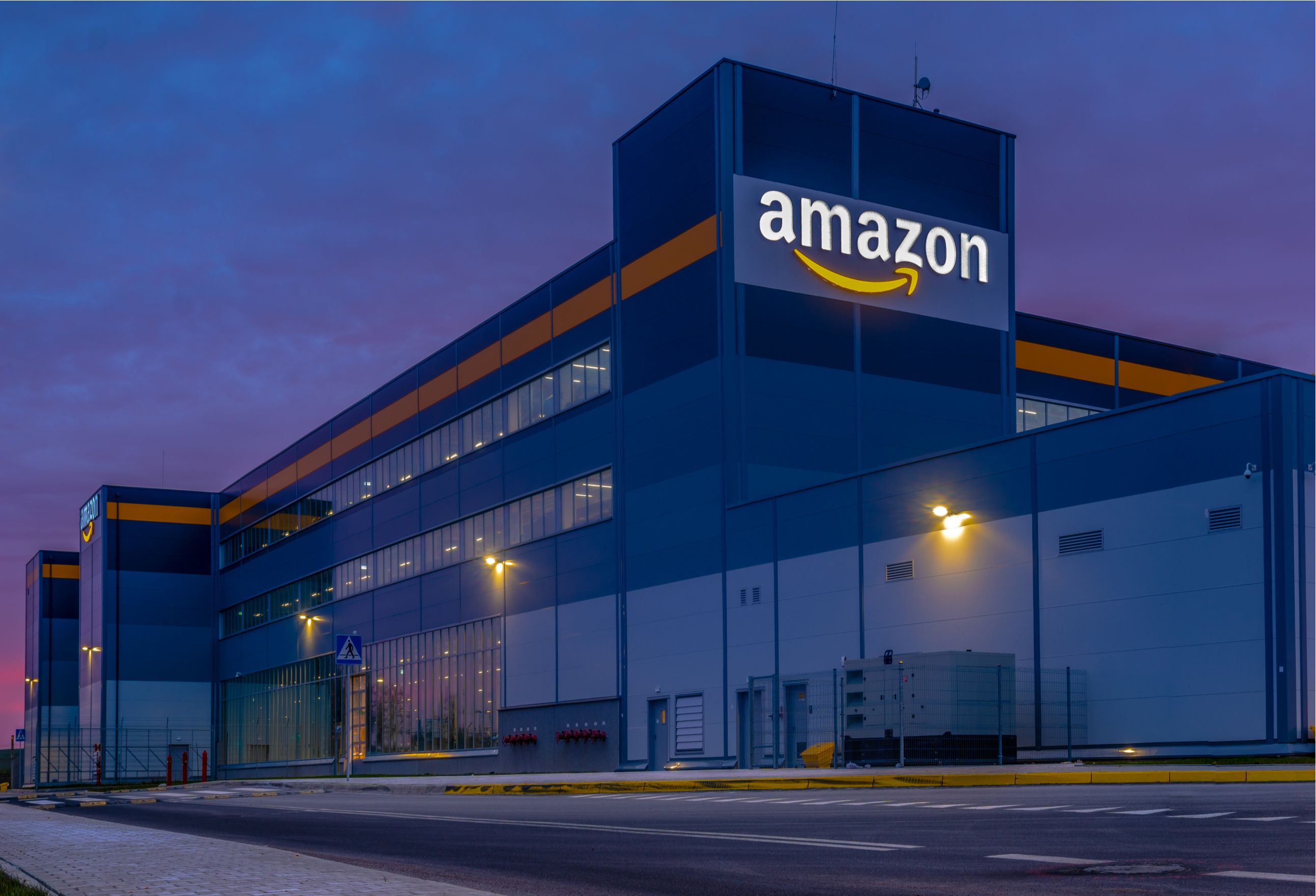 Amazon inventory value swells to deal with 1-day delivery